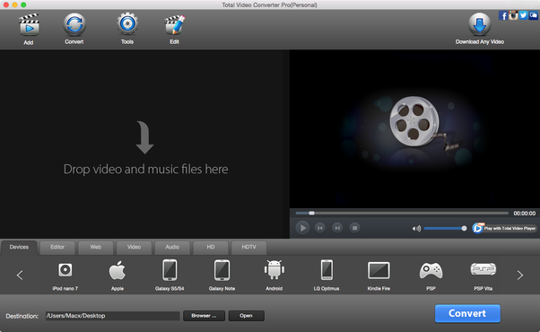 Convert Irf File To Mp4 For Mac