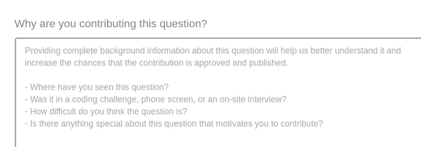 When preparing for software engineering interviews why is CodeChef