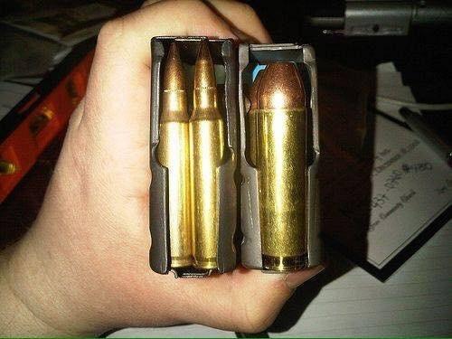 is maverick s 50 caliber ar 15 in rainbow six siege realistic if