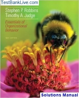 organizational behavior 16th edition pdf free download