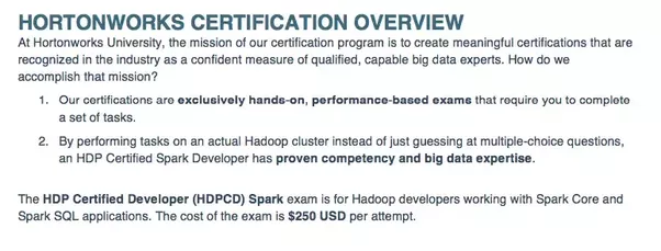 Can someone share the pattern of Hortonworks HDPCD spark ...