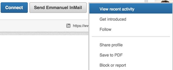 Should one report embellished resumes on LinkedIn? I have noticed ...