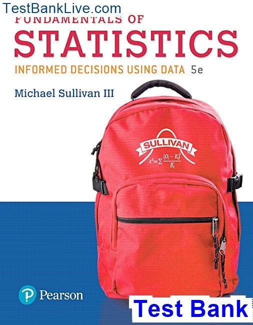 Where can I read the test bank of Fundamentals of Statistics