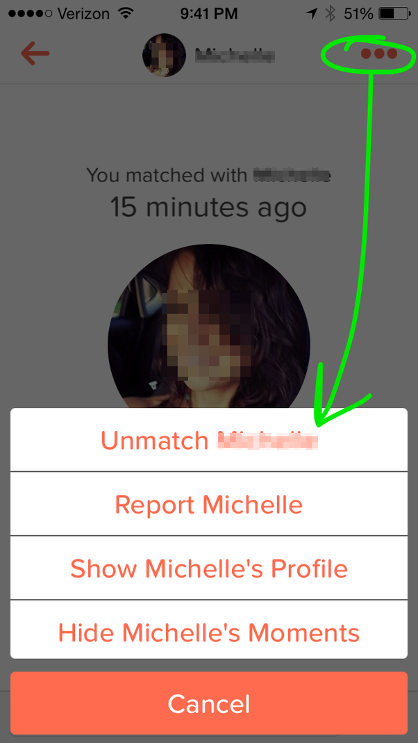 What happens if i logout of tinder dating