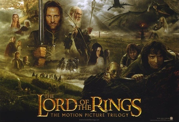 The lord of the rings 1 7 2