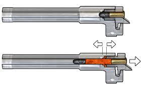 Does shooting a  22 long rifle round through an SR-556 AR-15