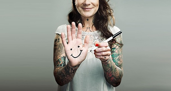 How To Make Sharpie Tattoos Stay Quora