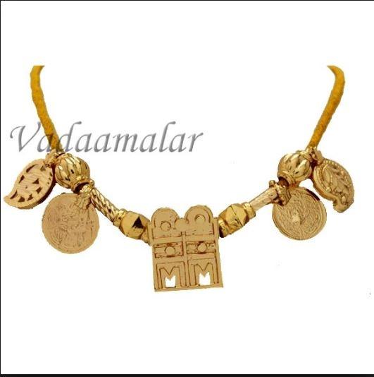 Tamil Mangalsutra Designs