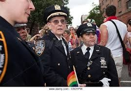 Gay pride overt sexuality