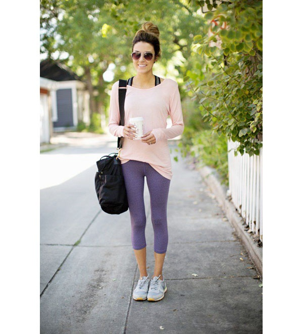 What Are The Reasons Why You Wear Yoga Pants Outside Of Yoga Class Or Working Out Quora