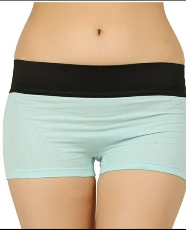 9535c87b5bd What type of underwear is appropriate when wearing a skirt? - Quora