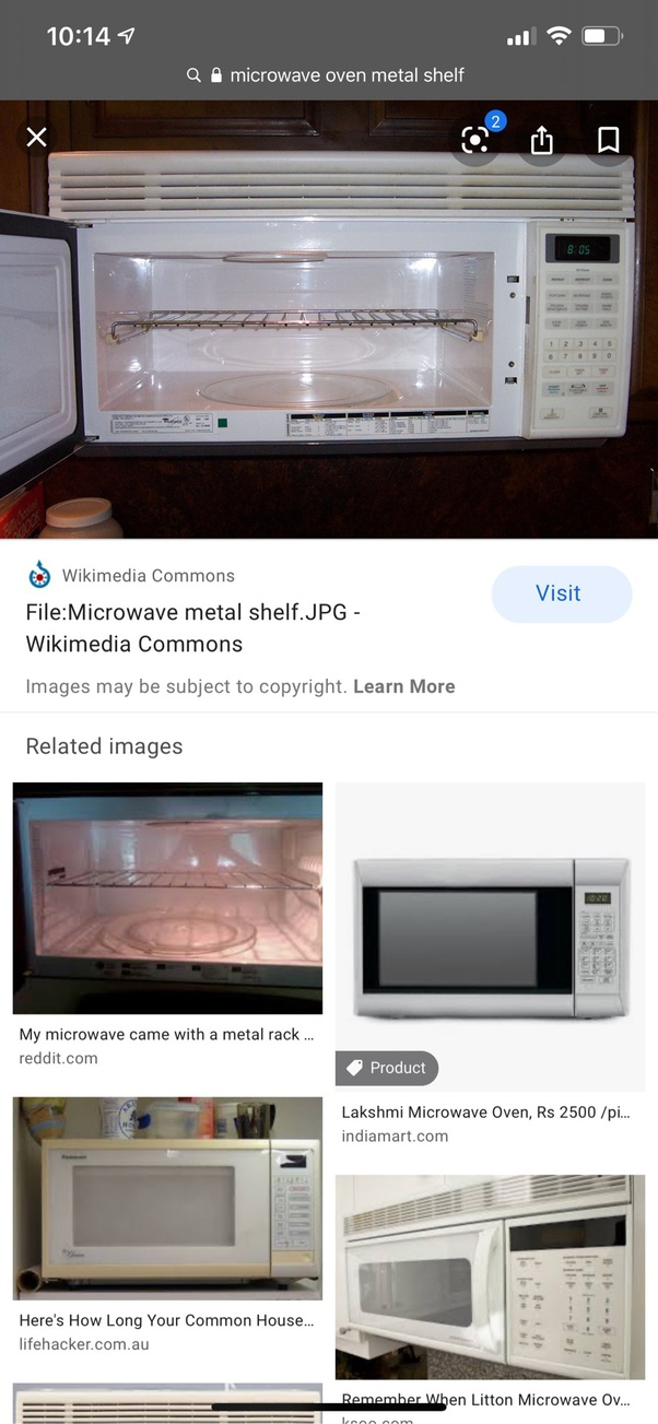 Steel Bowls In A Microwave Oven