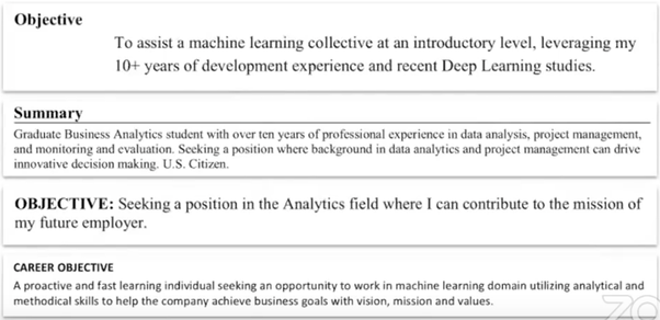 What kind of portfolio should an entry level data scientist have