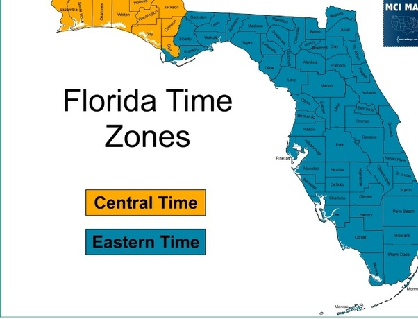 Miami Time Zone
