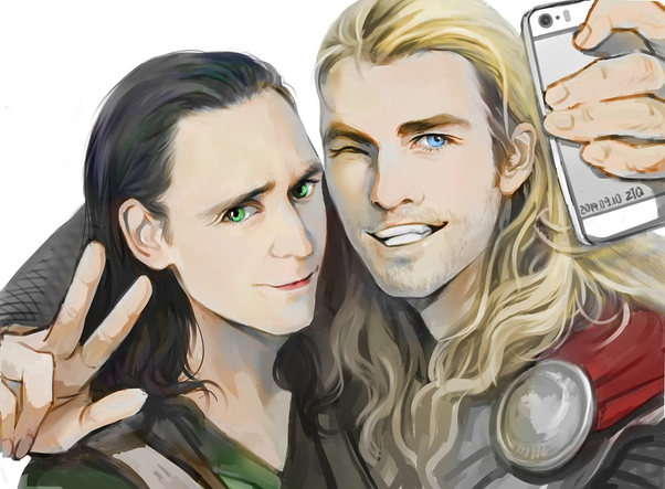 Would you rather date, Thor, Loki, or Captain America? - Quora