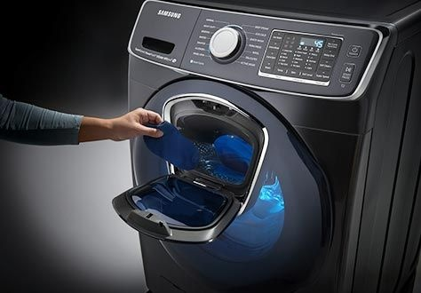 What are the codes on a Samsung washer? - Quora