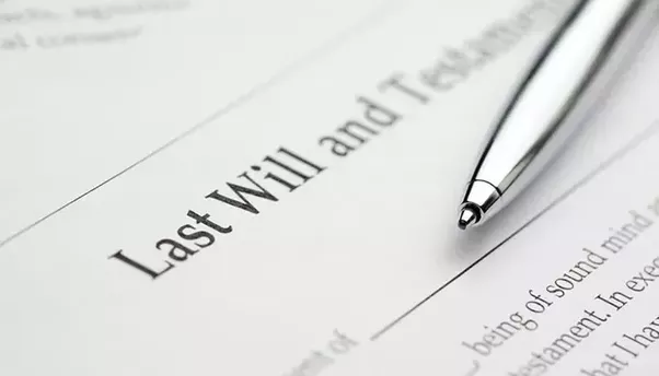 How To Execute The Probate Of Will Quora - Will legal document