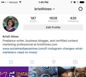 How to add a location on my Instagram bio website - Quora