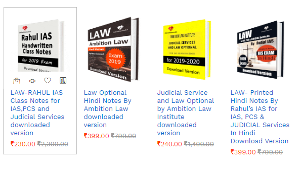 What is the best strategy to study Law Optional in UPSC? - Quora