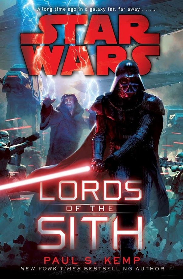 What is the best star wars expanded universe and star wars canon lords of the sith is the darth vader novel that gives us a glimpse at the full might and power of the master and apprentice of the empire as the emperor fandeluxe Gallery
