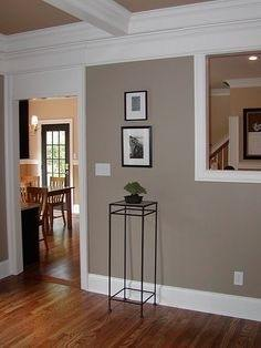 Amazing Revere Pewter Wall Paint