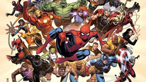 Marvel VS System Character Cards Avengers, X-Men, Spider-Man, Fantastic Four