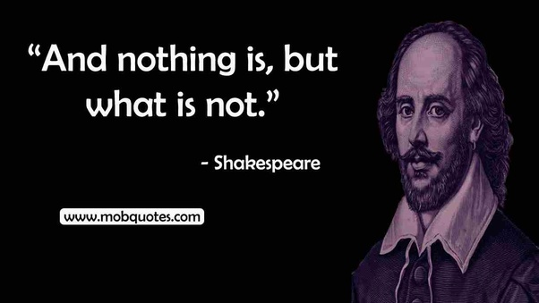 What are some of William Shakespeare s greatest quotes Quora