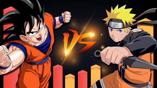 Which Is Better And Why Naruto Or Dragon Ball Z Quora