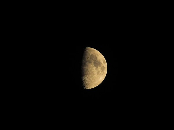 Is it possible for me to take a moon photograph ...