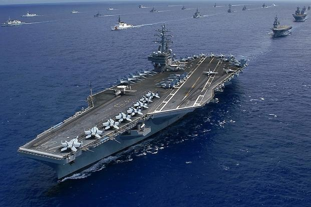 What are all the different types of military ships? - Quora