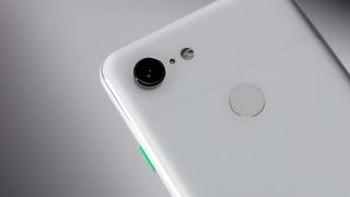 How does the Google Pixel 3 camera compare to an entry level