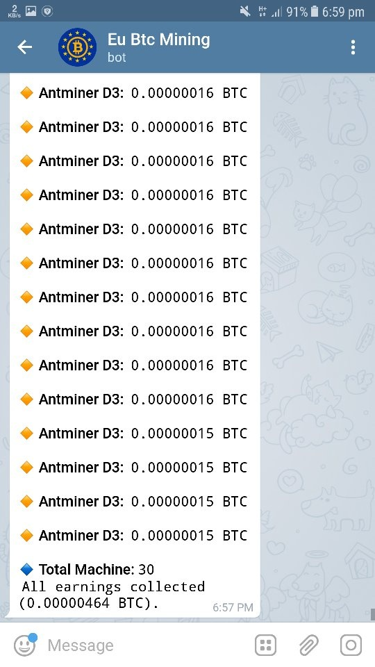 telegram btc ads