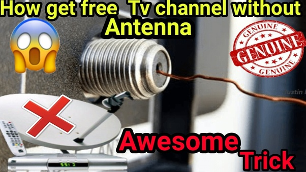 how to get local channels without cable or dish