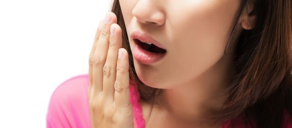 Is halitosis or bad breath contagious? - Quora