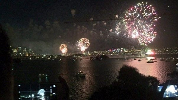 which country sees the first day of new year 2016 quora