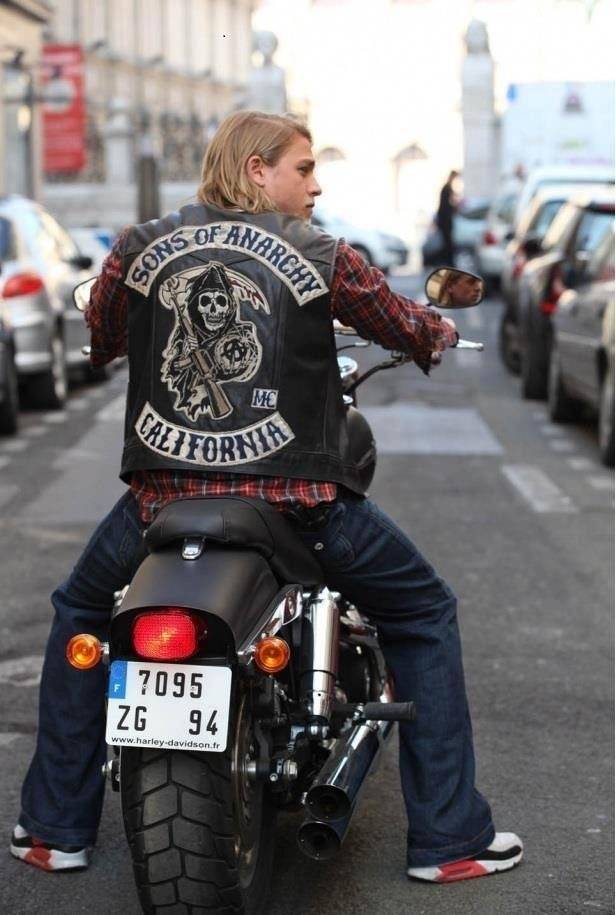 What Are All Of The Back Patches Worn By The Characters In Sons Of Anarchy Quora