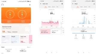 What is better smart band: Mi Band 3 vs Honor Band 4 vs