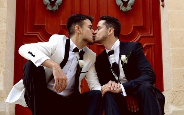 turn gay married men When