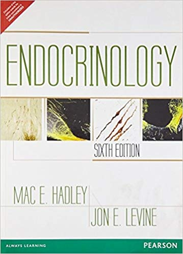 How to get a free PDF for the book Endocrinology by Hadley