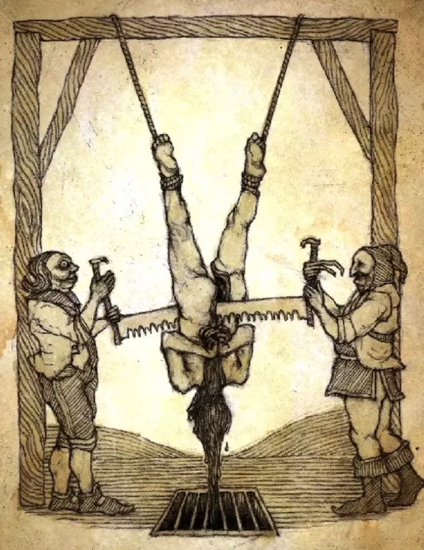 What are humanity's most brutal methods of execution? - Quora