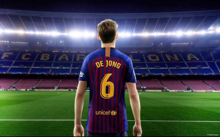 2fc71a60b What is your view on de Jong joining FC Barcelona this summer  - Quora