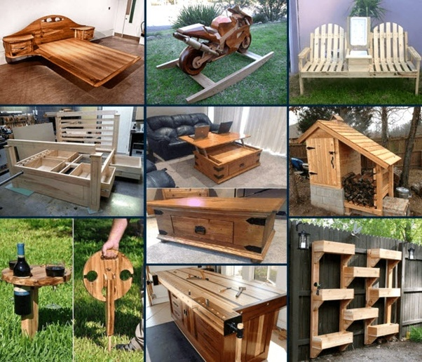 What are some web sites that provide woodworking plans? - Quora