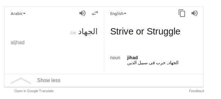 What Is Jihad In Islam Quora