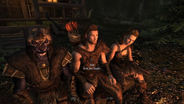 What is the most annoying thing your Skyrim follower(s) has