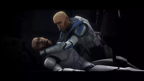Fives Was A Friend Of 99 And Fought Alongside Him During The Invasion Kamino Unlike Survived Battle He Then Became An ARC Trooper