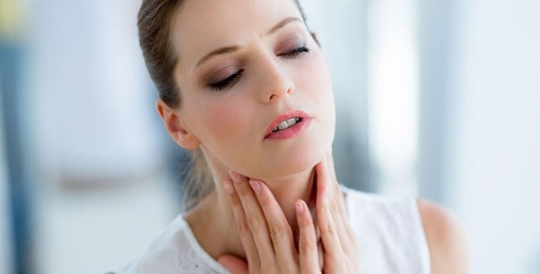 Does quitting smoking cause sore throat? I've had a sore throat for