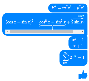 Is it possible to write [math]\LaTeX[/math] on Facebook? - Quora