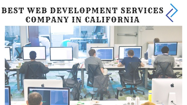 Which is the best web development services company in California