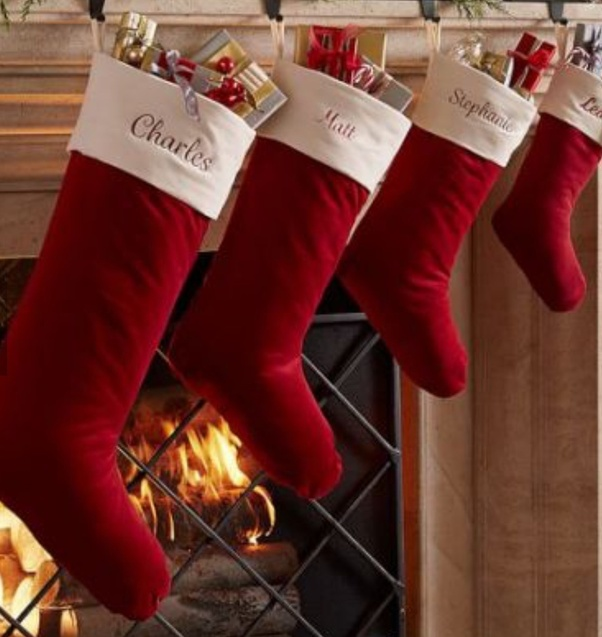 Can You Describe What The Contents Of Your Christmas Stocking Usually Were Or Are Quora