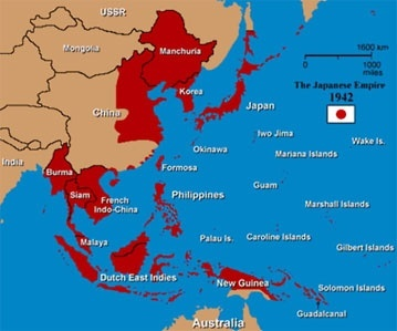 Had Japan Emerged Victorious In WWII As The Sole Surviving Axis - Map of europe ww2
